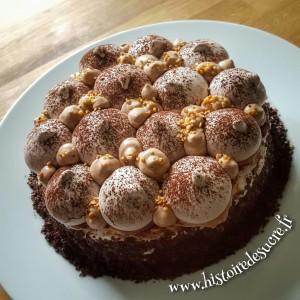 Merveilleux au chocolat sans gluten