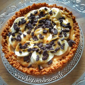 Tarte Banoffee super facile