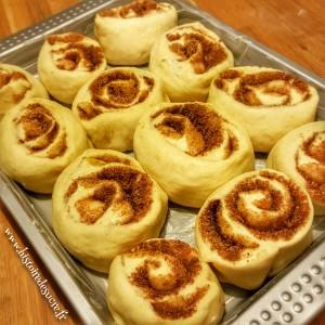 Cinnamon rolls meilleurs que chez IKEA