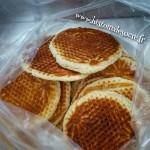 Gaufres Flamandes à la vanille façon Meert