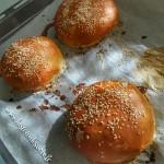 Recette des véritables buns à hamburger