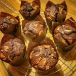 Muffins au chocolat comme aux USA