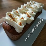 Pain de Gênes au praliné Chocolat Weiss