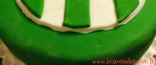 Gâteau ASSE: Chocolate mudge cake / Swiss meringue buttercream à la vanille.
