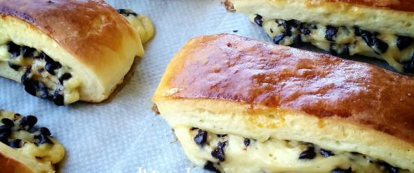 Brioches Suisses au Chocolat «Comme chez le boulanger»