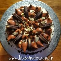 Layer cake Oreo™ Peanutbutter